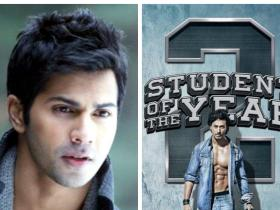 News,Varun Dhawan,Tiger Shroff,Student Of The Year 2