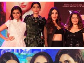 Video,Sonam Kapoor,Kareena Kapoor Khan,Shikha Talsania,Veere Di Wedding,Swara Bhasker,Naagin 3