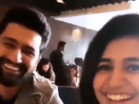 Vicky Kaushal,Priya Prakash Varrier,South