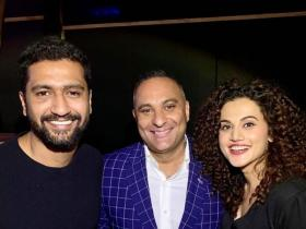 News,Russell Peters,Taapsee Pannu,Vicky Kaushal