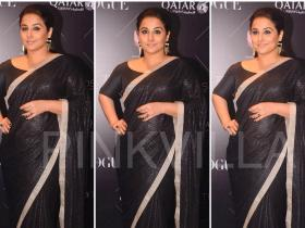Celebrity Style,vidya balan,Shivan and Narresh,Vogue Beauty Awards,Not So Serious by Pallavi Mohan,Not So Serious