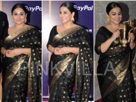 Celebrity Style,vidya balan,Who Wore What When,Pranay Baidya,Aladdin