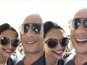 News,Deepika Padukone,Vin Diesel,XXX - The Return Of Xander Cage