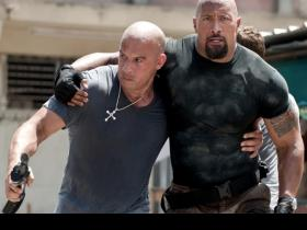News,Dwayne Johnson,Vin Diesel,The Rock,Dwayne Vin Feud,Fast & Furious franchise