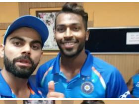 Video,virat kohli,Hardik Pandya