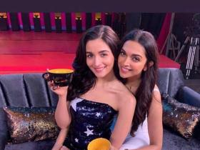 News,Deepika Padukone,Koffee with karan,alia bhatt