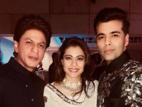 News,kajol,shah rukh khan,Karan Johar,my name is khan,Varun Dhawan