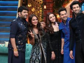 The Kapil Sharma Show,Serial updates,Kalank