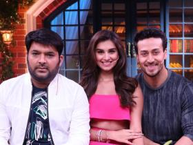 news & gossip,tiger shroff,The Kapil Sharma Show,SOTY