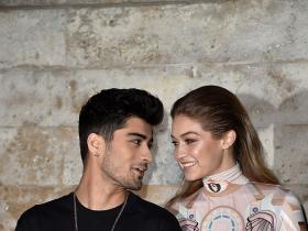 Zayn Malik,gigi hadid,Hollywood