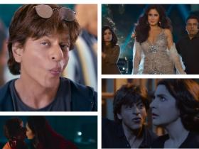 Discussion,Katrina Kaif,shah rukh khan,Anushka Sharma,Zero