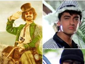 Discussion,aamir khan,Thugs of Hindostan,Raja Hindustani,Aamir Khan Thugs of Hindostan