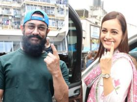 News,aamir khan,Maharashtra assembly elections 2019