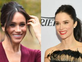 Meghan Markle,Suits,Hollywood,Abigail Spencer