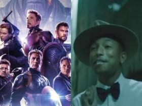 Pharrell Williams,Avengers: Endgame,Hollywood,Hollywood Film Awards