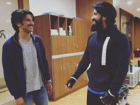 Dulquer Salmaan,Yash,KGF,South