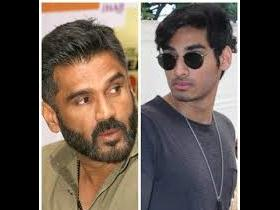 News,bollywood,suneil shetty,debut,bollywood news,film,ahan shetty