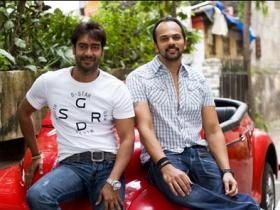 News,ajay devgan,Rohit Shetty,Khaki,action,Singham