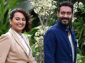 sonakshi sinha,Ajay Devgn,Exclusives,Bhuj: The Pride of India