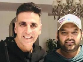 News,akshay kumar,kapil sharma,Good Newwz