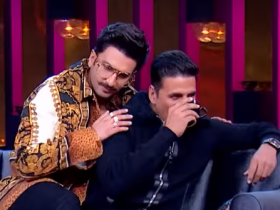 News,akshay kumar,Ranveer Singh,Koffee with karan