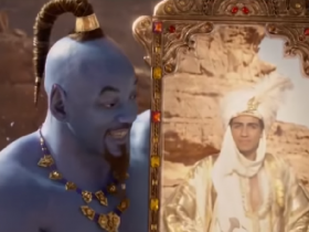 Will Smith,aladdin,Mena Massoud,Naomi Scott,Hollywood