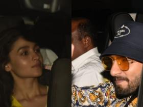 Photos,Ranveer Singh,Zoya Akhtar,alia bhatt,gully boy