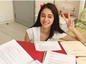 News,Student Of The Year 2,Ananya Panday