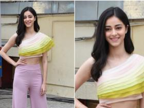 Celebrity Style,Tiger Shroff,student of the year 2,Tara Sutaria,Ananya Panday,soty 2