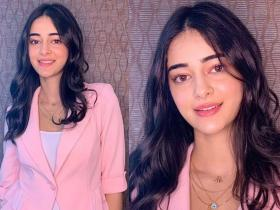 Celebrity Style,college,student of the year 2,Ananya Panday