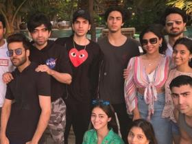 News,Aryan Khan,Suhana Khan,Ananya Panday