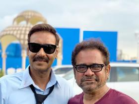 News,bollywood,Ajay Devgn,anees bazmee