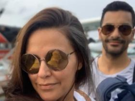 News,neha dhupia,bollywood,vacation,birthday,Maldives,Angad Bedi,birthday getaway