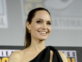 Hollywood,Angelina Jolie. The Eternals