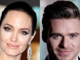 angelina jolie,Richard Madden,Hollywood,The Eternals