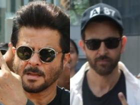 News,anil kapoor,Hrithik Roshan,Maharashtra Assembly Polls 2019