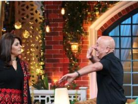 news & gossip,Anupam Kher,archana puran singh,The Kapil Sharma Show