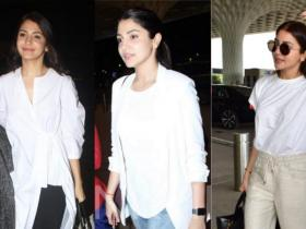 Celebrity Style,anushka sharma,fashion,Airport looks