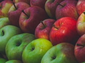 Food & Travel,health and nutrition,green apple,red apple