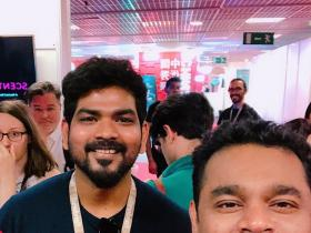 AR Rahman,Nayanthara,Vignesh Shivan,South,Cannes 2019
