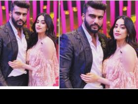 News,arjun kapoor,Koffee with karan,janhvi kapoor
