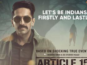 News,bollywood,Ayushmann Khurrana,Article 15