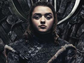 Game of Thrones,maisie Williams,Hollywood,Arya Stark