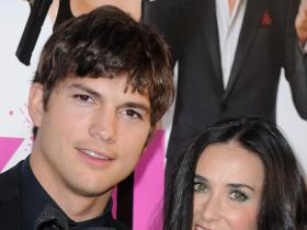 Ashton Kutcher,Demi Moore,Hollywood,Hollywood news