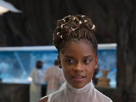News,Black Panther,Avengers 2,Shuri,Letitia Wright