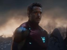 iron man,Thanos,Avengers: Endgame,Hollywood