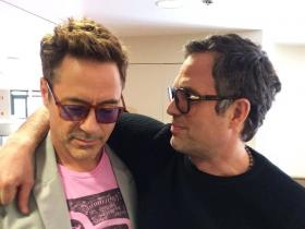 Robert Downey Jr,Mark Ruffalo,Avengers: Endgame,Hollywood