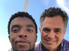 Mark Ruffalo,Chadwick Boseman,Avengers: Endgame,Hollywood