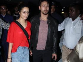 Photos,Shraddha Kapoor,Tiger Shroff