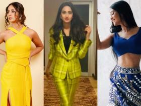 Celebrity Style,Hina Khan,Best and Worst Dressed,erica fernandes